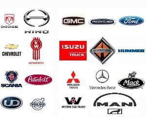 marcas de camiones