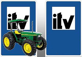 ITV para los tractores