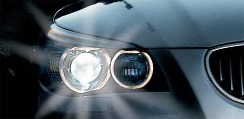 Luces del vehículo