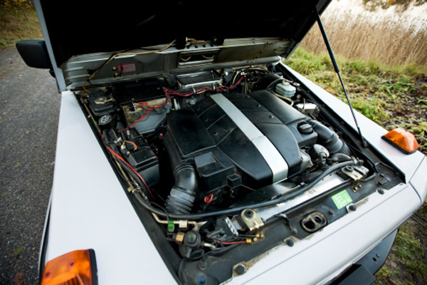 rodar bien el motor de un coche