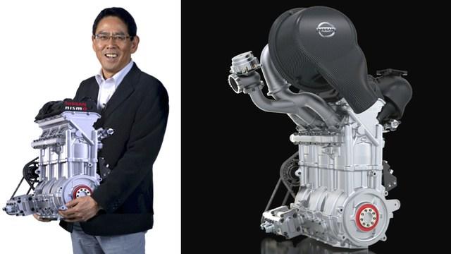 motor de Nissan