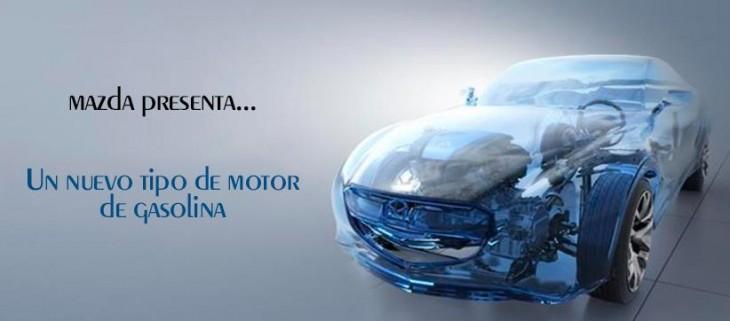 Nuevo tipo de motor de gasolina, ignición por compresión