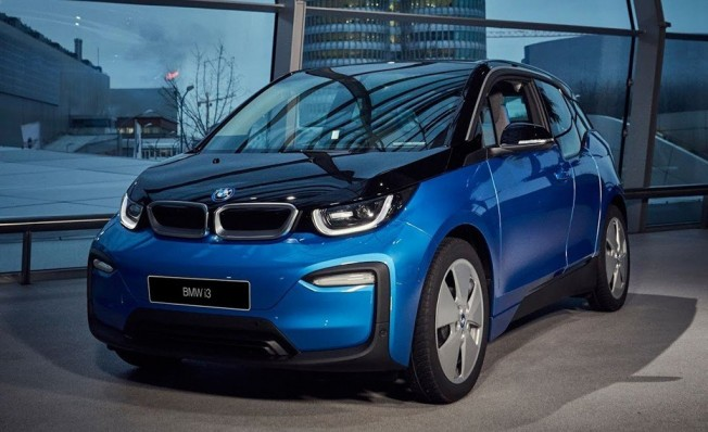 BMW Group es un BMW i3