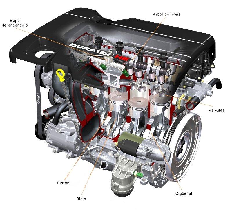 Motor gasolina