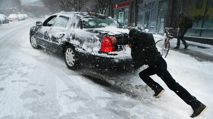 Puntos en los que el frío afecta a tu coche_