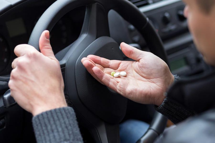 medicamentos pueden afectar a la capacidad para conducir